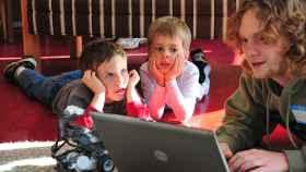 A los niños les estimula la tecnología