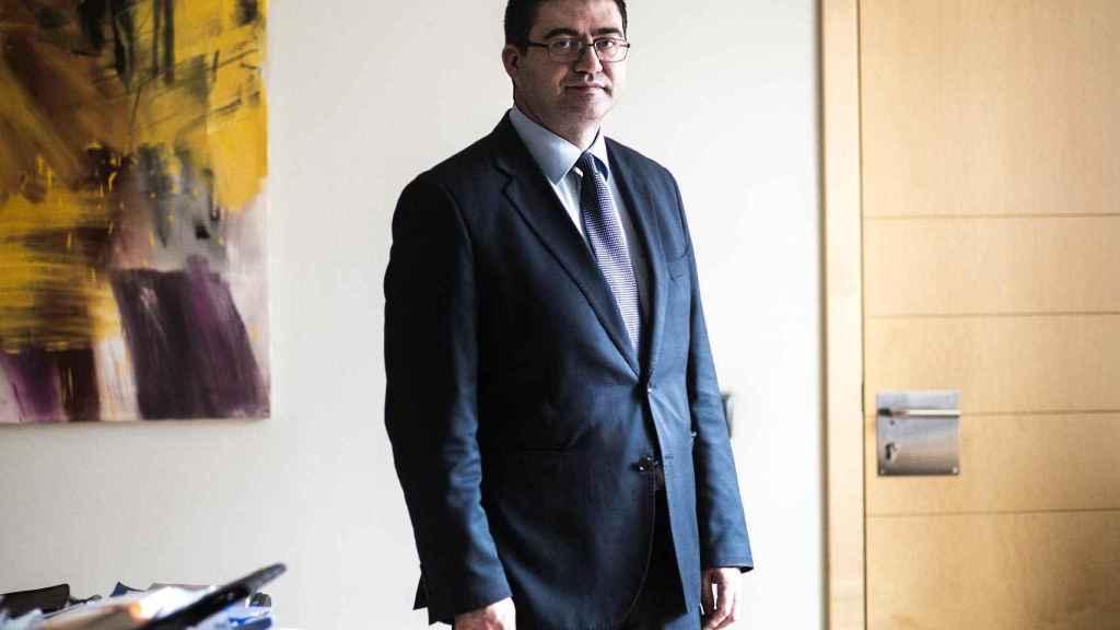 Carlos Sánchez Mato, exresponsable de Economía del Ayuntamiento.