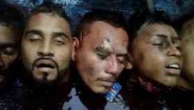 Un brutal motín en el Complejo Penitenciario Anísio Jobim (en Brasil) dejó decenas de muertos y heridos.