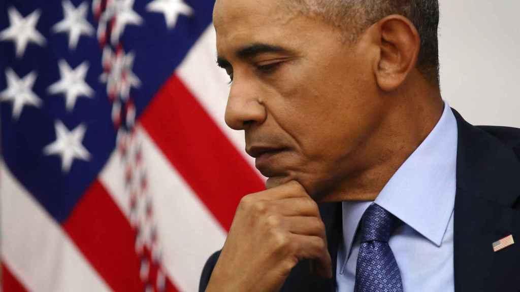 El presidente Obama en una imagen reciente