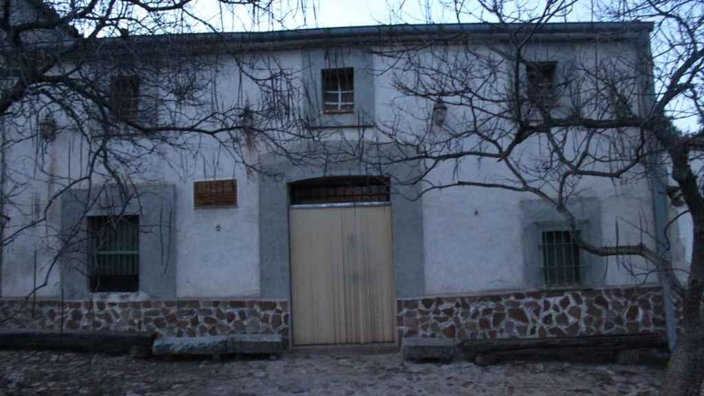 Felipe y Carmen son los dos únicos habitantes de La Venta de la Inés en pleno Valle de Alcudia (CIudad Real).