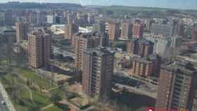 valladolid alturas edificios vista aerea duque lerma 3
