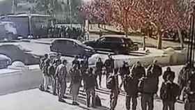 Vídeo del ataque en Jerusalén: el momento en que el camión arrolla a los soldados