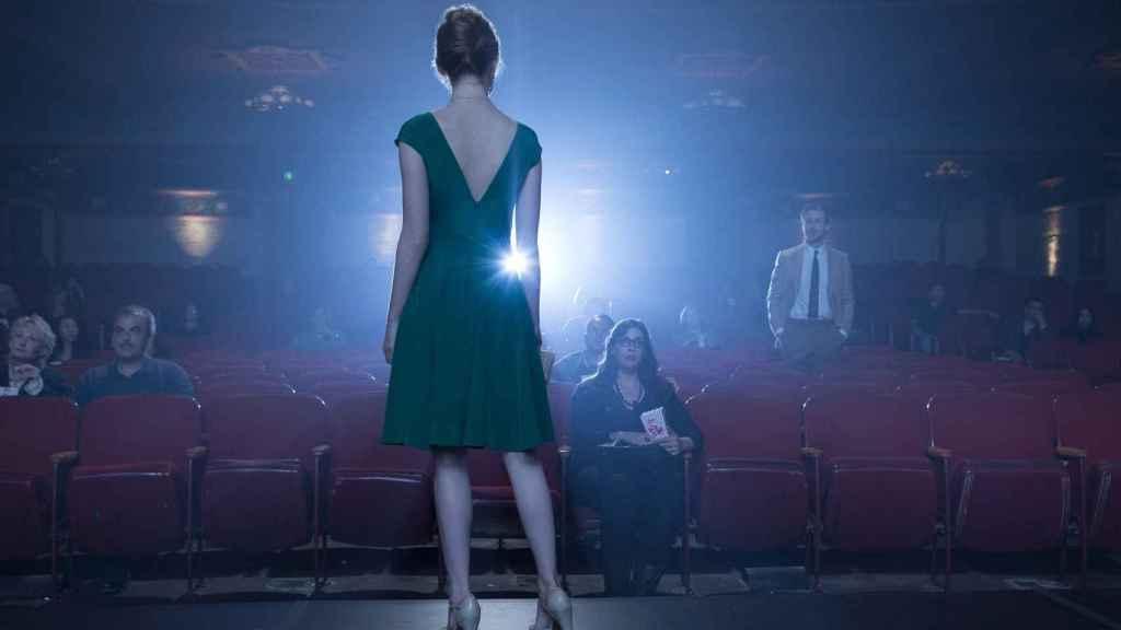 Fotograma de La La Land, la gran ganadora de los Globos de Oro.