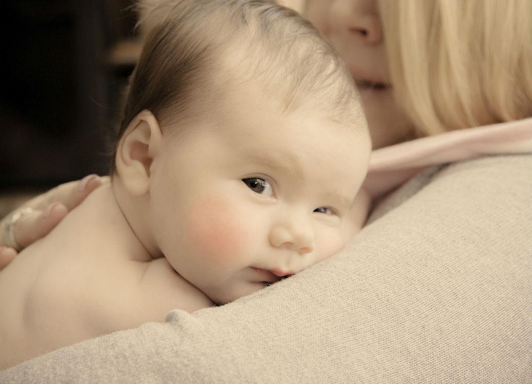 Este Gif Muestra Mes A Mes Cómo Ven Los Bebés Durante Su Primer Año De Vida