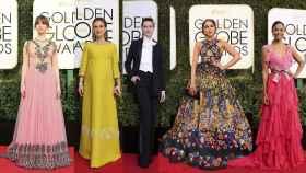 Felicity Jones, Natalie Portman, Evan Rachel Wood, Olivia Culpo y Zoe Saldana