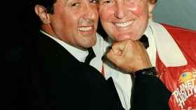 Donald Trump ha pensado en Stallone para hacerse cargo de la agencia estatal que protege la cultura.