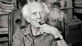 El filósofo y sociólogo Zygmunt Bauman.