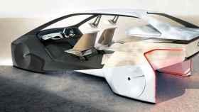 BMW i Inside Future o como sería el interior de una nave espacial en un coche