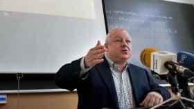 El economista director de Fedea Ángel de la Fuente.