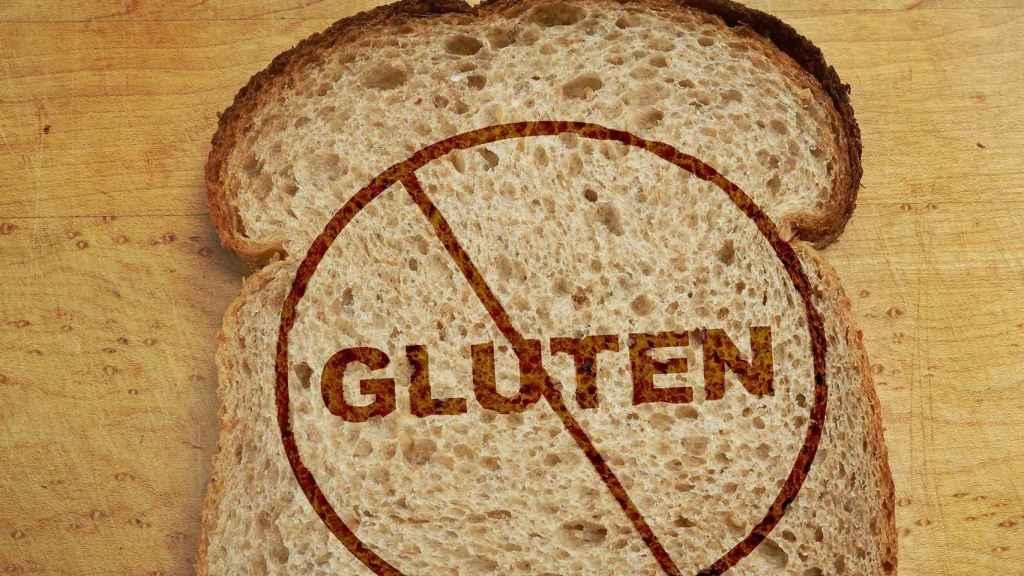 Sin gluten.