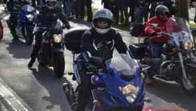 Desfile fiesta de la moto 3 400x267