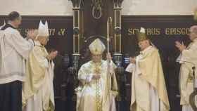 Epresidente de la Conferencia Episcopal, Ricardo Blázquez, durante la ordenación del nuevo obispo de Menorca