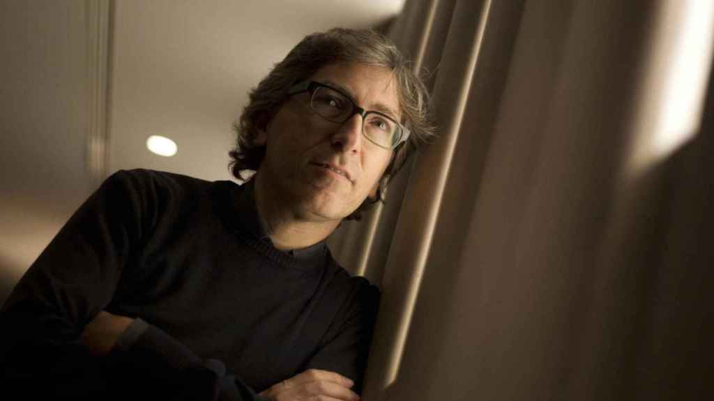 El director de cine David Trueba.