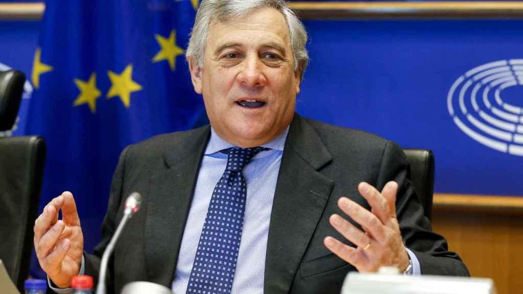 El conservador italiano Antonio Tajani será el nuevo presidente de la Eurocámara
