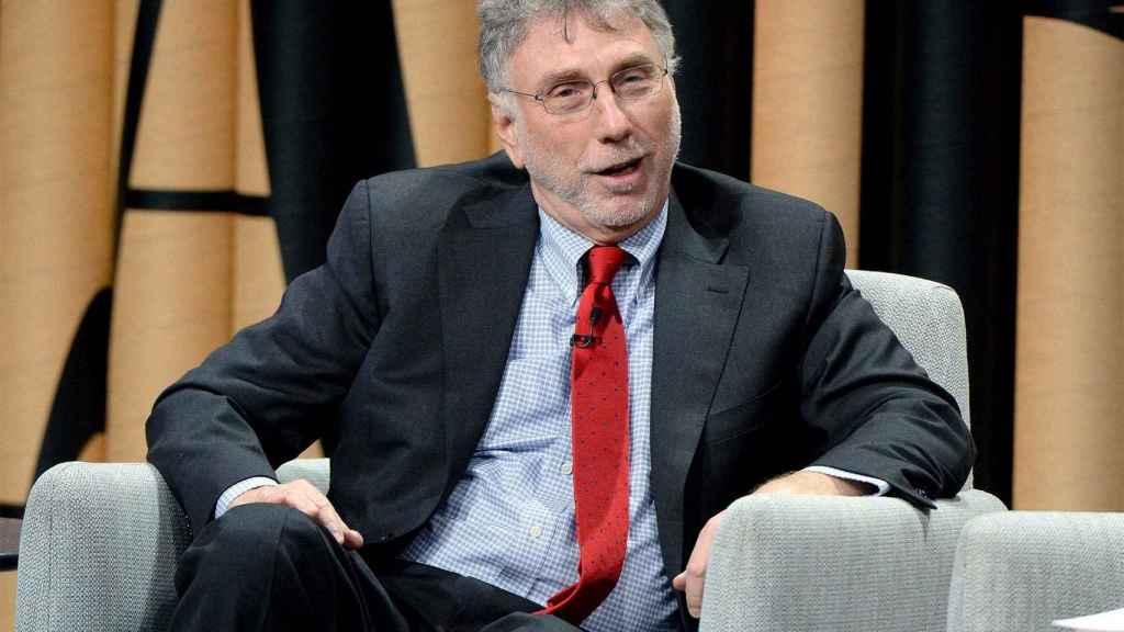 Martin Baron, el galardonado director de 'The Washington Post' cuya historia inspiró 'Spotlight'.