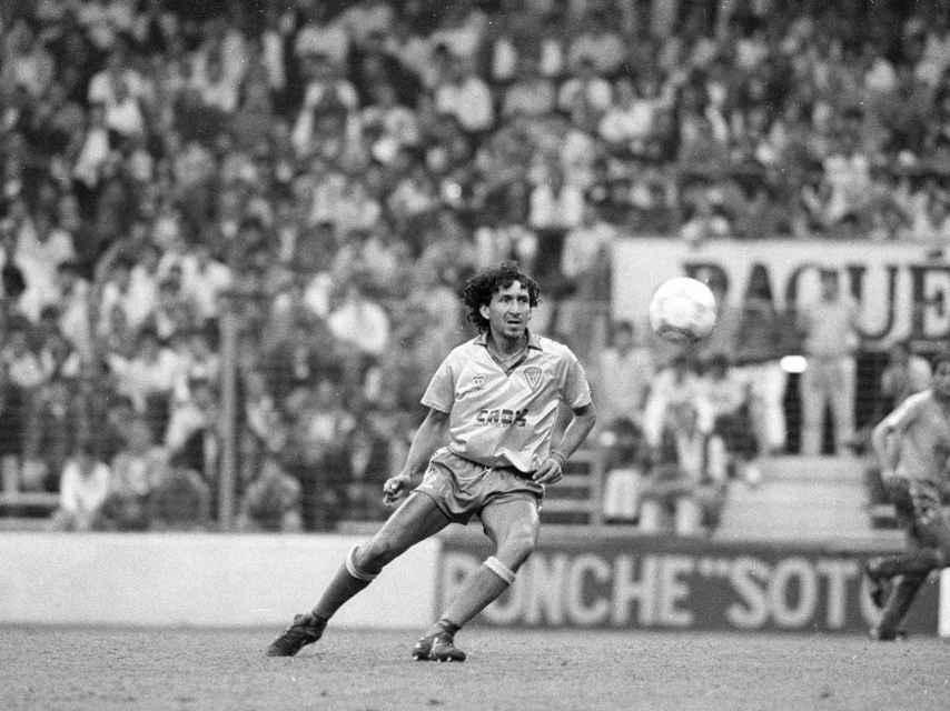 Mágico González, el genio vago que no quiso ser mejor que Maradona