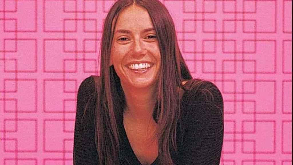 Sonia Soms, esposa de Oleguer Pujol, en la revista Woman