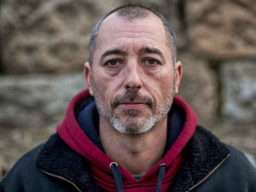 Luis lleva 15 meses en el paro; abandonó el Ejército el día antes de cumplir 45 años.