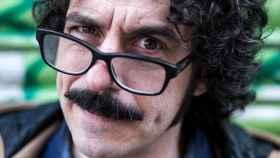Darío Adanti, cofundador de la revista satírica Mongolia.