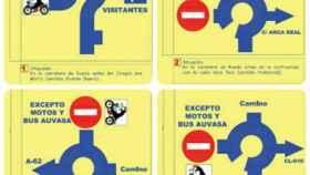Restricciones trafico pinguinos valladolid 400x400