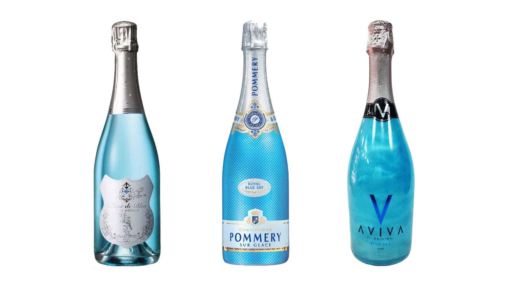Bebidas Azules