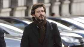 Oleguer Pujol, a las puertas de la Audiencia Nacional