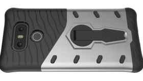 El LG G6 también muestra su diseño en su primera funda