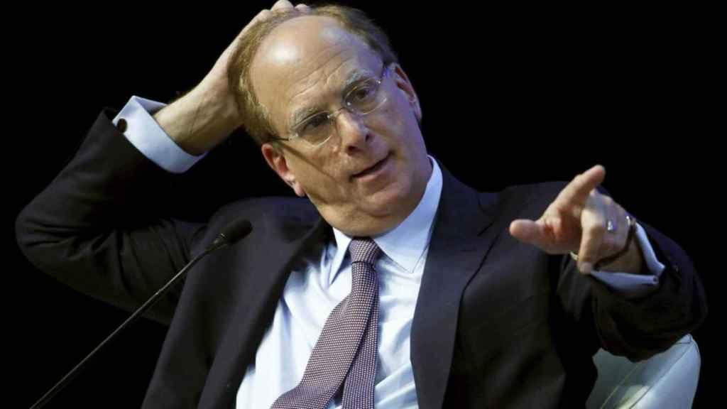 Larry Fink, fundador y presidente de BlackRock.