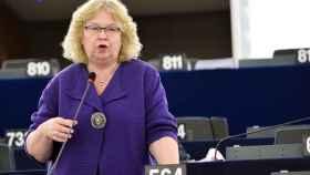 Jean Lambert ve positivo el fin de la gran coalición en la Eurocámara