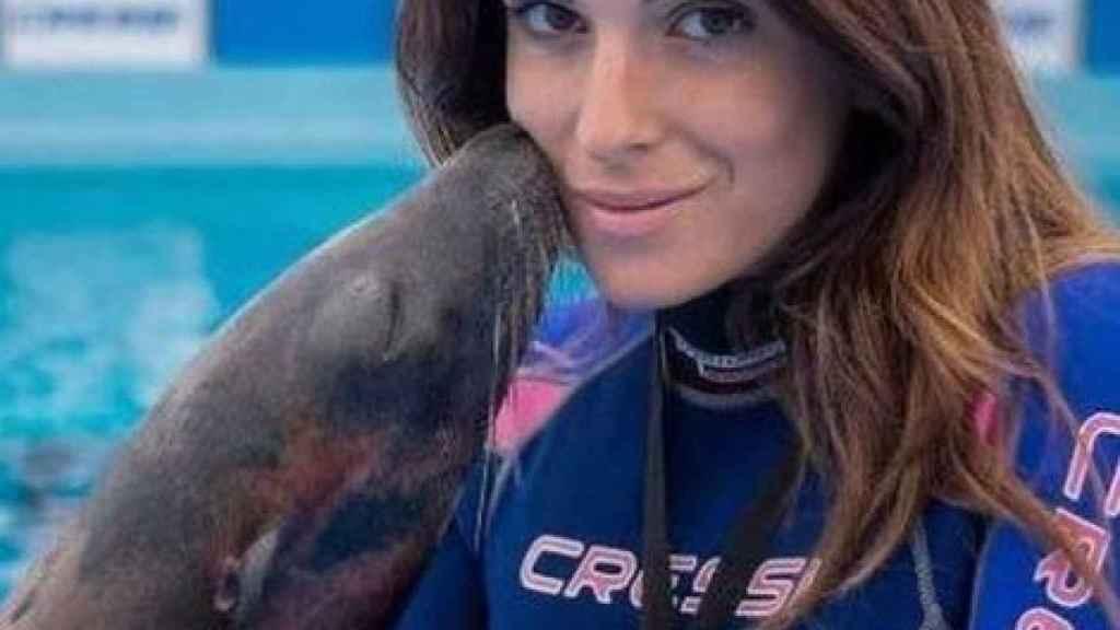 Gessica Notaro, de 28 años, fue rociada con ácido por su ex pareja, a quien había denunciado por malos tratos.
