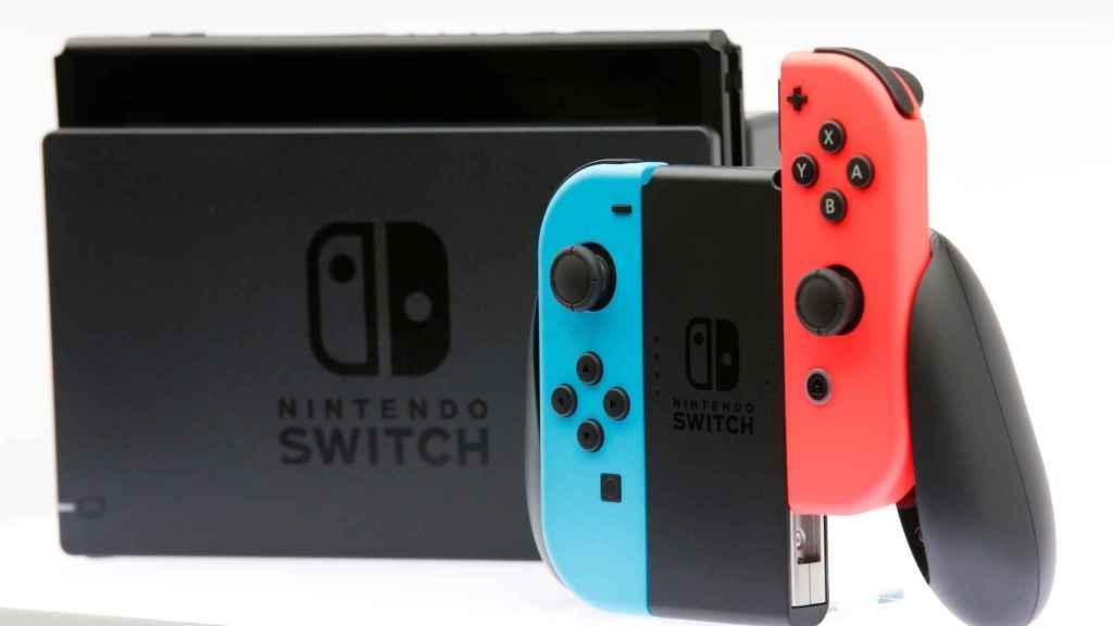 Switch, la nueva consola de Nintendo.