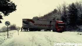 Burgos-accidente-basconcillos-camion