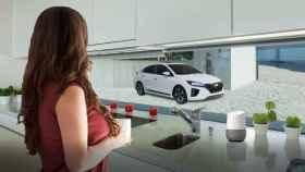 Menos que conduzca podrás pedir por voz de todo a tu Hyundai con Google Home