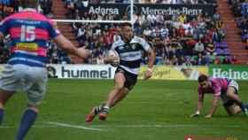 el salvador - vrac final rugby 22