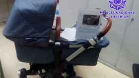 carrito bebe robo valladolid 1