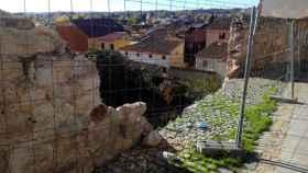 Zamora muro calle herreros 1