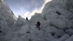 Escalada en el Everest