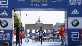 Bekele consiguió bajar de los tres minutos en el pasado Maratón de Berlín.