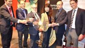 fitur valladolid zorrilla concurso vinos 12