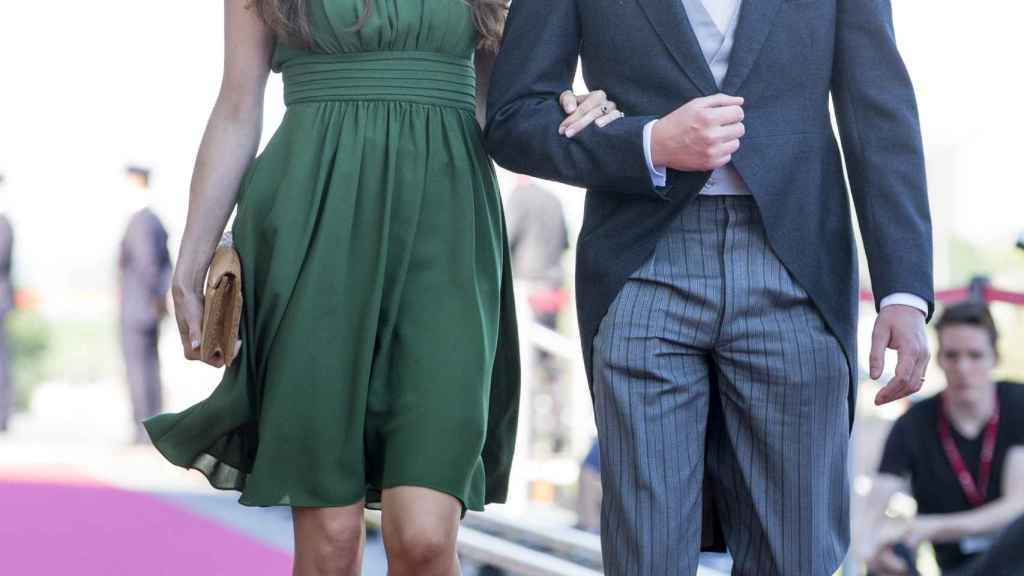 Tessy y Luis de Luxemburgo, en un acto oficial hace tan sólo unos meses.