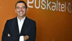 Francisco Arteche, consejero delegado de Euskaltel.
