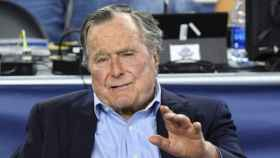 George Bush padre.