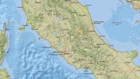 El centro de Italia vuelve a temblar: registrado un terremoto de magnitud 5,3