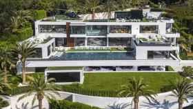 La mansión más cara de Estados Unidos.