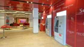 Las oficinas bancarias se adaptan para los clientes digitales