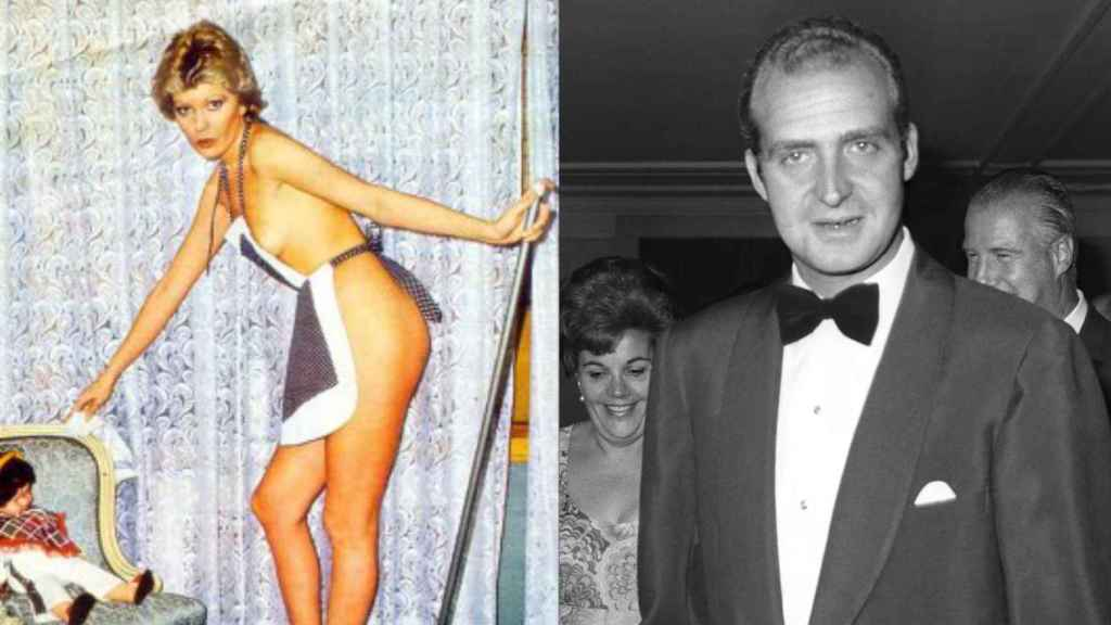 Barbara Rey y Juan Carlos I mantuvieron, presuntamente, una relación sentimental