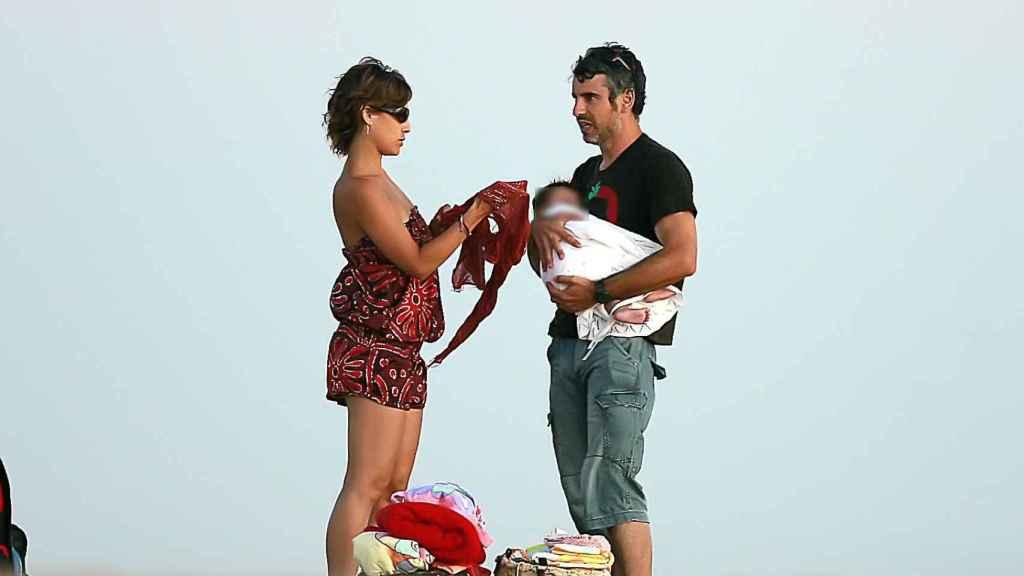 Antonio Vigo tuvo un segundo hijo con una joven madrileña llamada Laura.