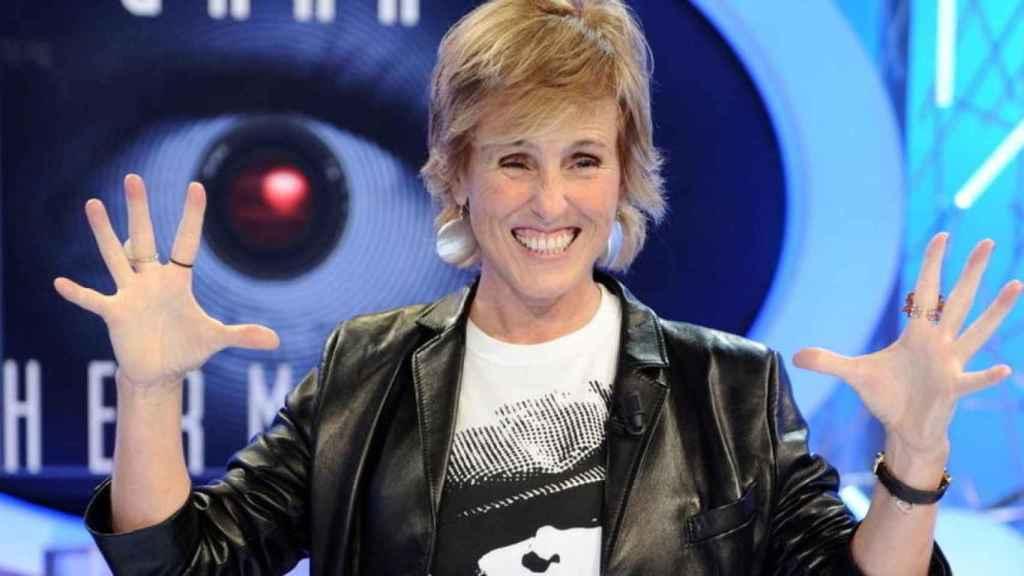 Mercedes Milá se deja querer por Antena 3: visita sorpresa a 'El Hormiguero'