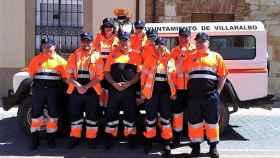 zamora villaralbo proteccion civil